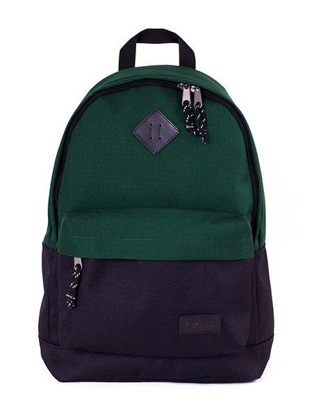 d1d2dcf22998 Рюкзак черный с зеленым Gart Арт: 31263 цена 1500 руб.